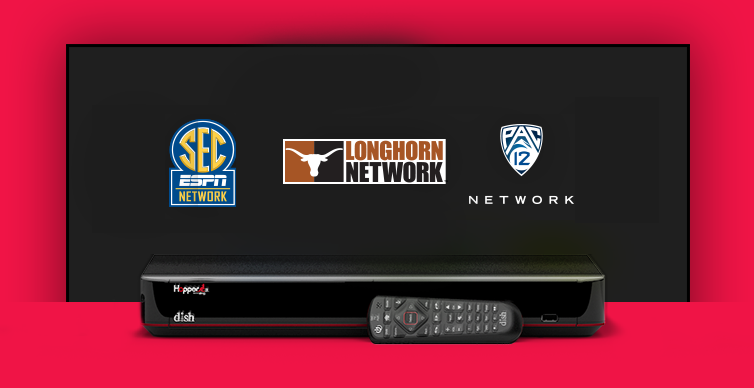 DISH College Sports TV Packages - NAMPA, Idaho - Advantage Satellite - DISH Authorized Retailer