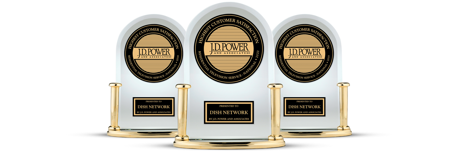 DISH Customer Satisfaction - Ranked #1 by JD Power - Advantage Satellite in NAMPA, Idaho - DISH Authorized Retailer